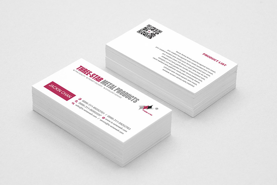 Guangzhou Business Card Printing